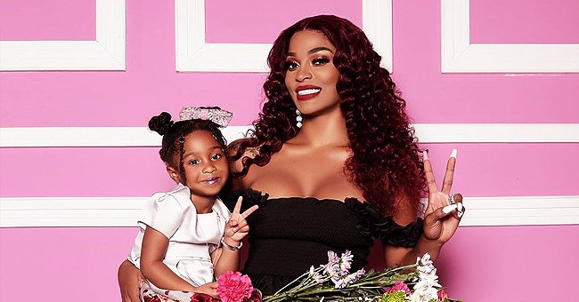 Joseline Hernandez of 'Love & Hip Hop' Says Daughter Bonnie Bella Is Her Best Gift Ever
