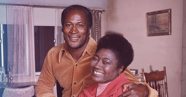 Watch as 'Good Times' Star John Amos' Daughter Shannon Shares Her Daily Sound Healing Ritual
