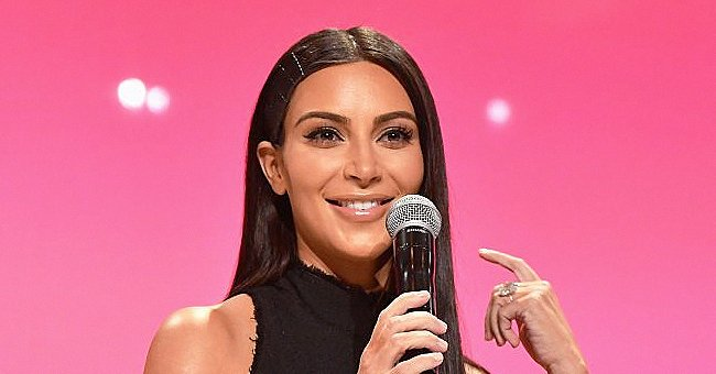 Kim Kardashian's Daughter & Her 3 Cousins Look Alike with Ponytails as They Hug in Cute Photos