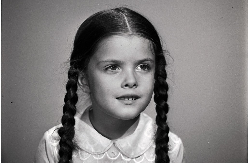 "Actress, Lisa Loring, who played Wednesday Addams on ""The Addams Family"" 