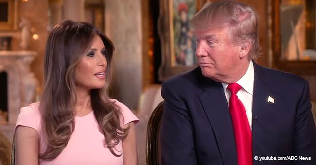 Melania Reveals Meeting the 'Charming' Donald Trump for the First Time in a Resurfaced Interview