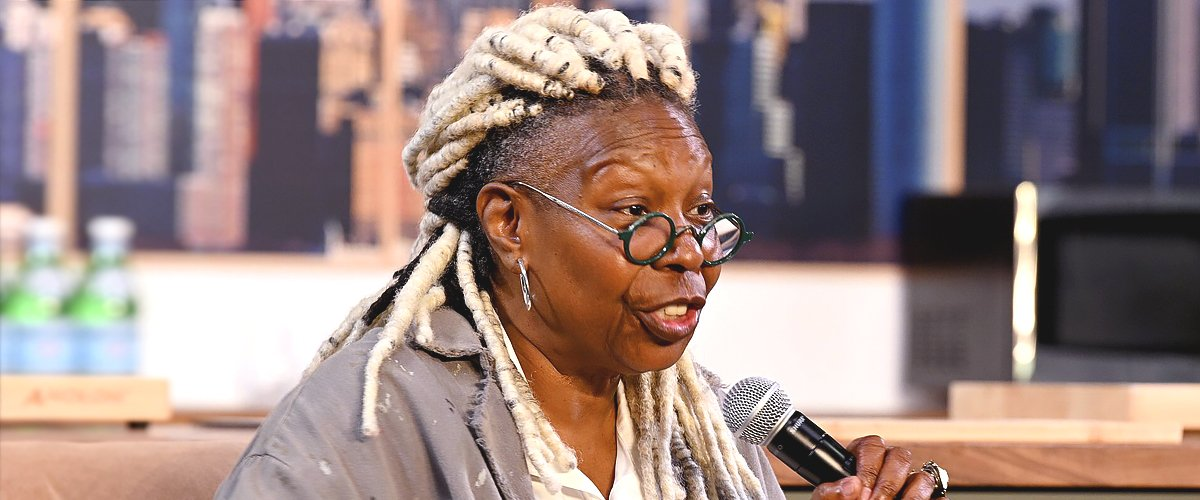 Whoopi Goldberg Once Worked at Funeral Home and Her Boss Played a Spooky Prank on Her