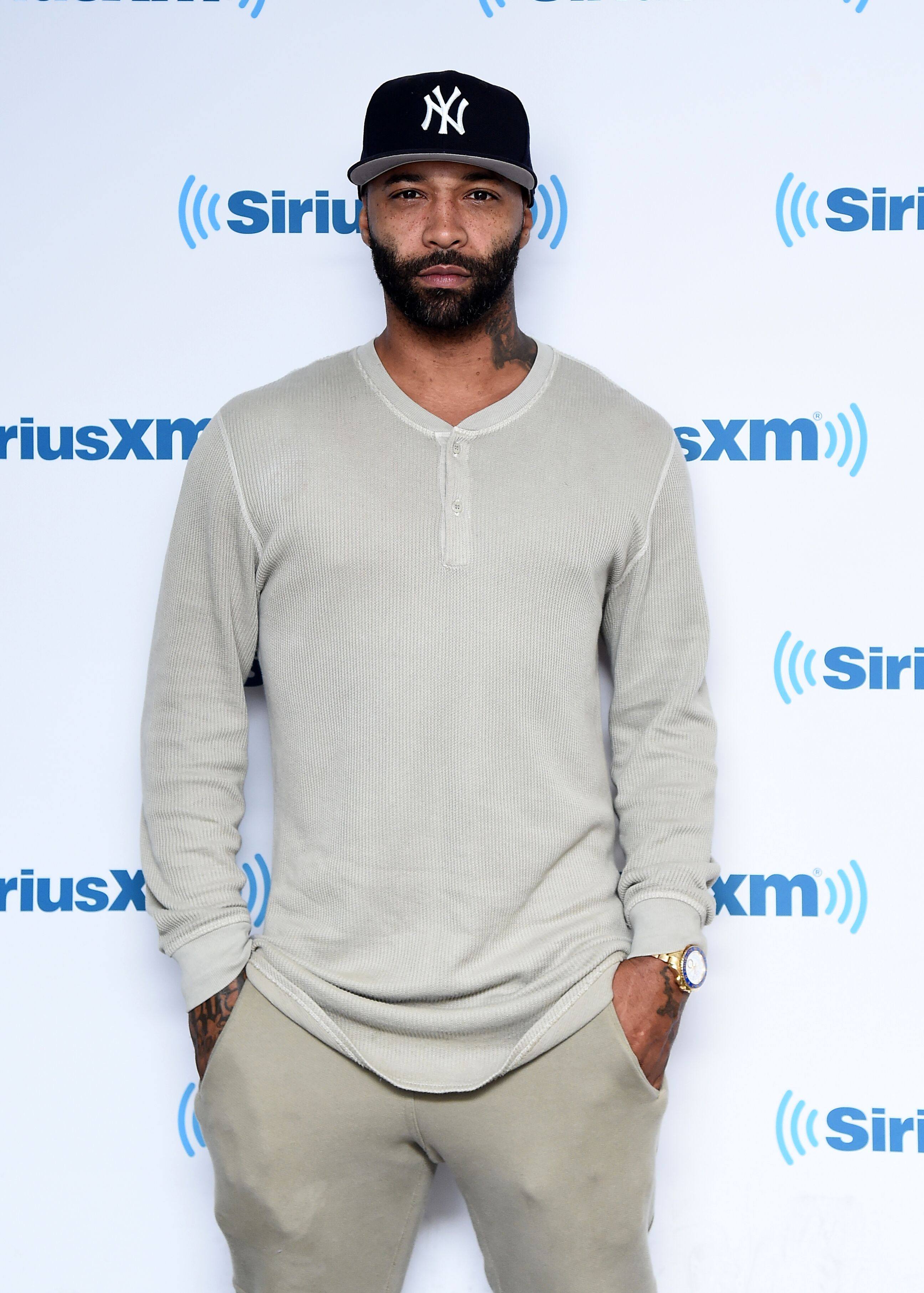 Joe Budden at SiriusXM Studios on October 18, 2016 in New York City.  | Getty Images