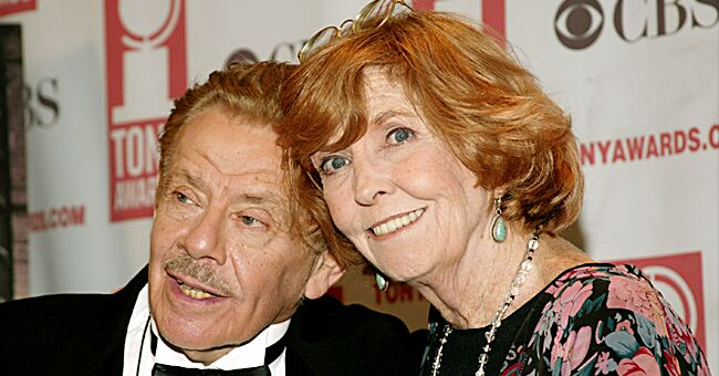 Inspiring Story about Jerry Stiller and Anne Meara's 61-Year Marriage