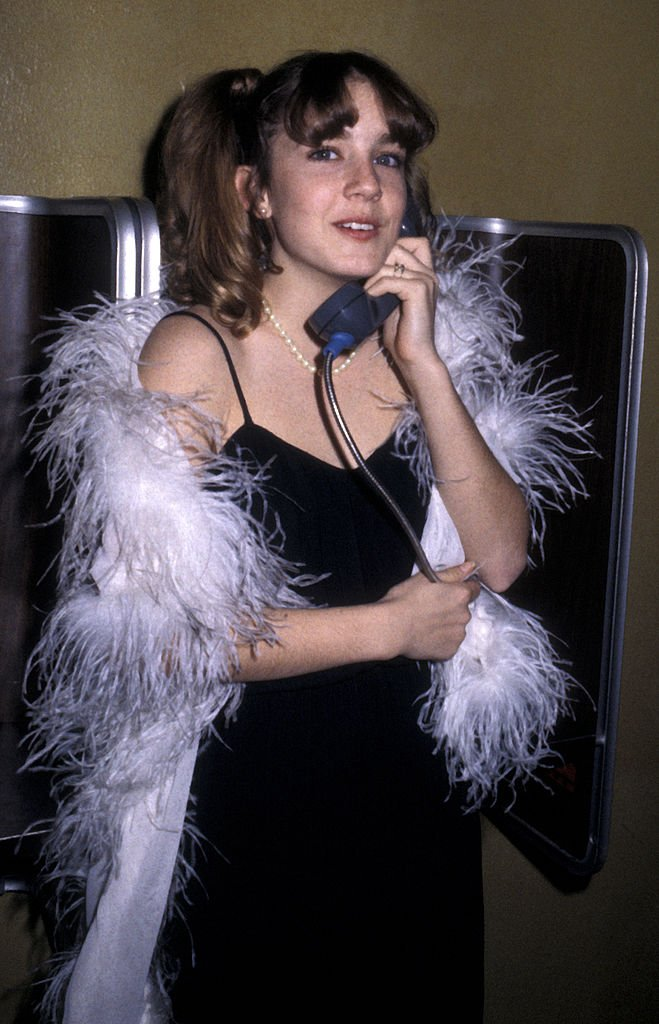 Dana Plato at the Sixth Annual People's Choice Awards on January 24, 1980 in Hollywood   Photo: Getty Images