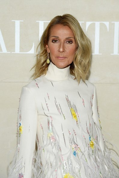 Celine Dion attended the Valentino Haute Couture Fall/Winter 2019 2020 show on July 03, 2019 in Paris, France. | Photo: Getty Images