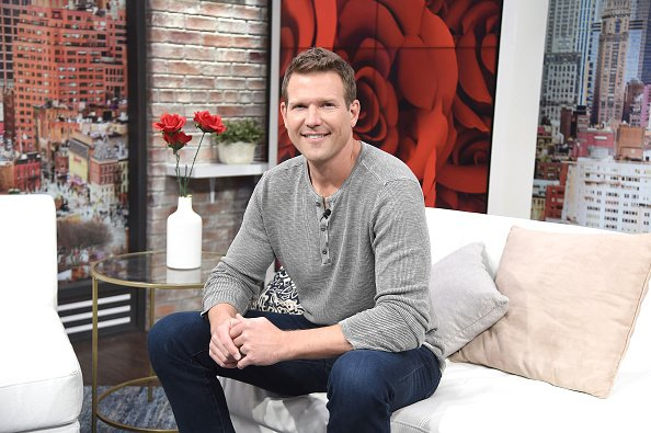 """Dr. Travis Stork visits People Now to discuss """"The Bachelor"""" on February 04, 2020 in New York, United States 