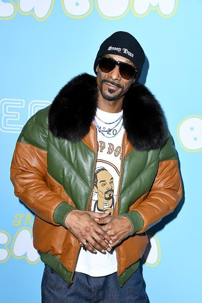 Snoop Dpgg attends the Los Angeles Premiere Of Neon And Vice Studio's 'The Beach Bum' at ArcLight Hollywood | Photo: Getty Images