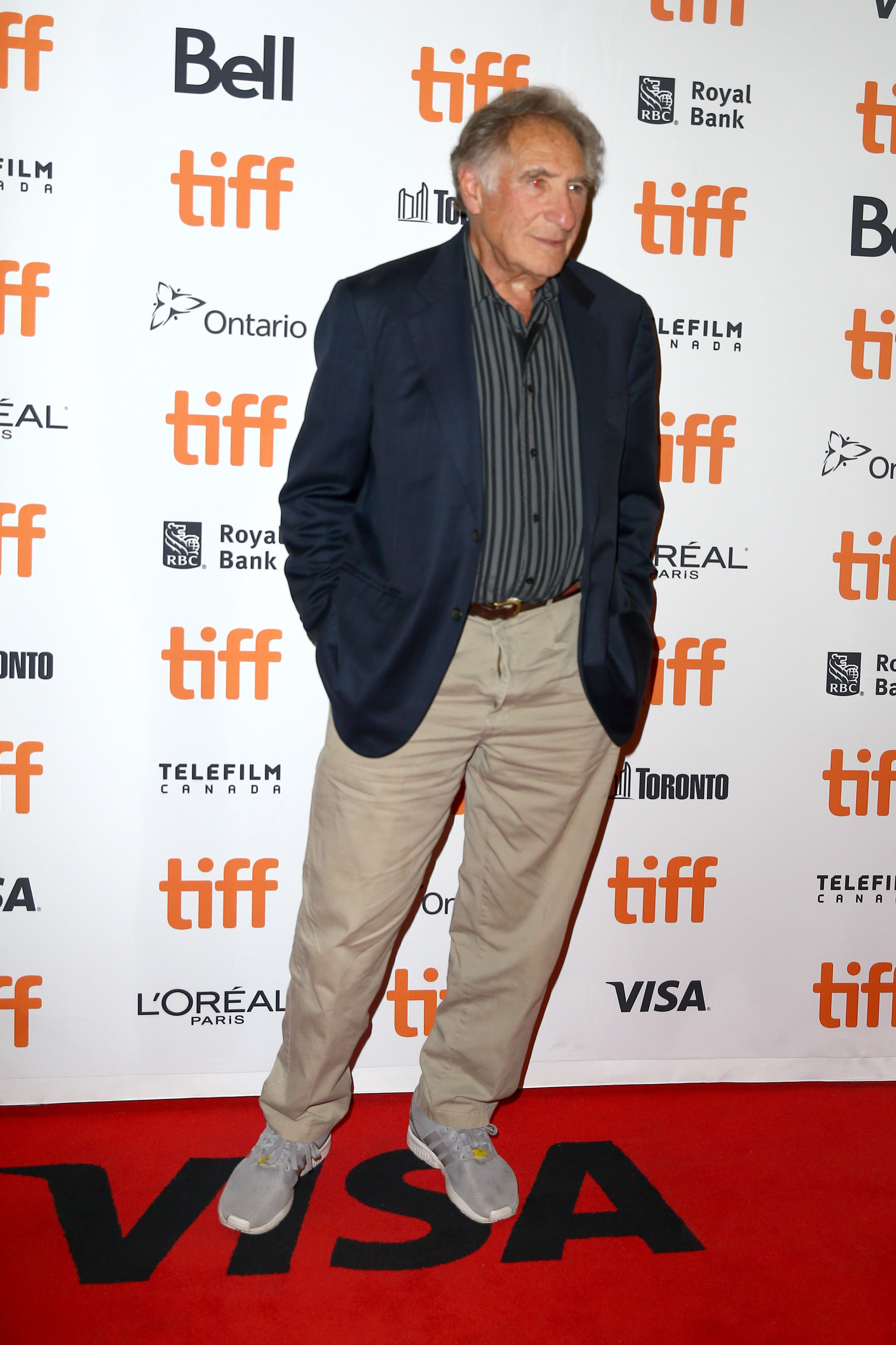 Judd Hirsch on September 09, 2019 in Toronto, Canada | Source: Getty Images/Global Images Ukraine