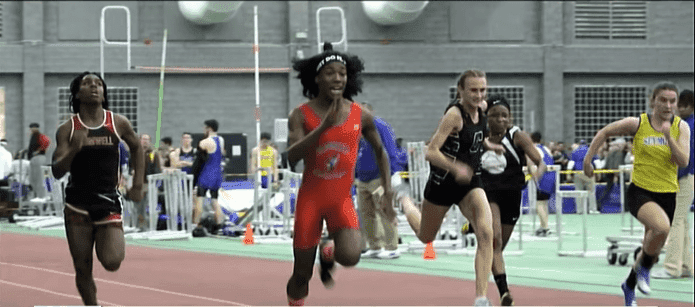 Transgender runners competing at a sports event | Photo: YouTube/ABCNews