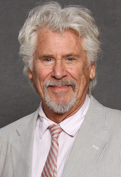 Barry Bostwick at MagicCity Comic Con 2016. | Source: Wikimedia Commons