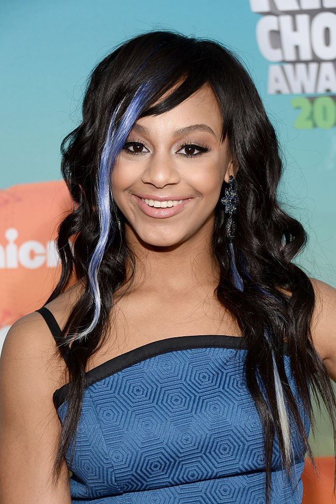 Nia Sioux Frazier. I Image: Getty Images.