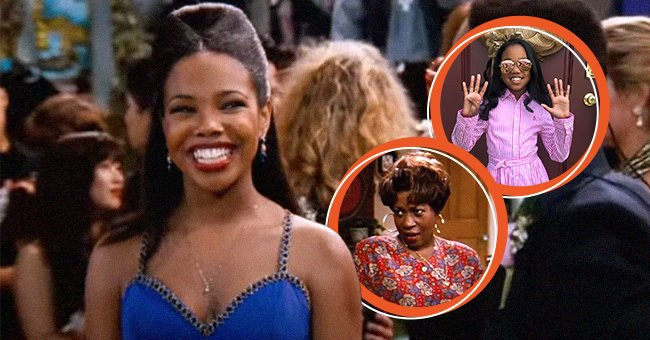 A collage of  Kellie S Williams and her onscreen mom Jo Marie Payton.   Photo: Getty Images