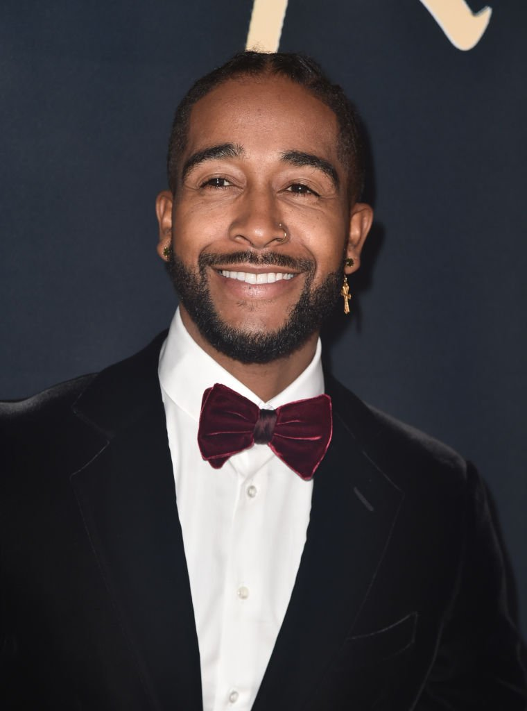 Omarion attends The Ryan Gordy Foundation Celebrates 60 Years Of Mowtown at Waldorf Astoria Beverly Hills.   Photo: Getty Images.