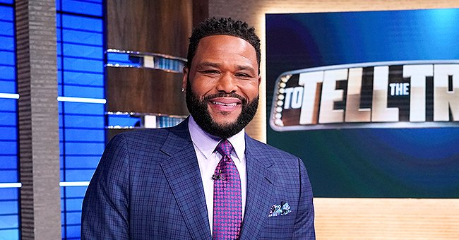 Anthony Anderson Who Hosts 'To Tell the Truth' Is a Doting Husband and Father - Meet His Family