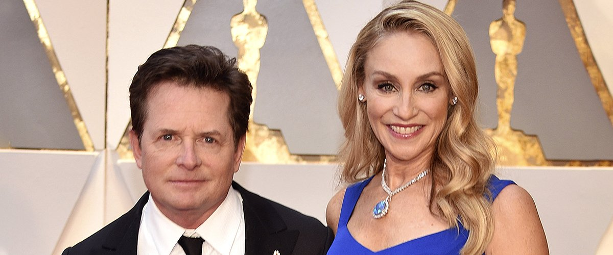 Michael J Fox Makes a Red Carpet Appearance with His Four Kids