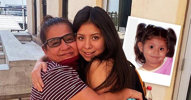 A daughter who was abducted when she was six reunites with her mother 14 years later and she is all grown-up now   Photo: Youtube/Noticias Telemundo & Twitter/sdpnoticias