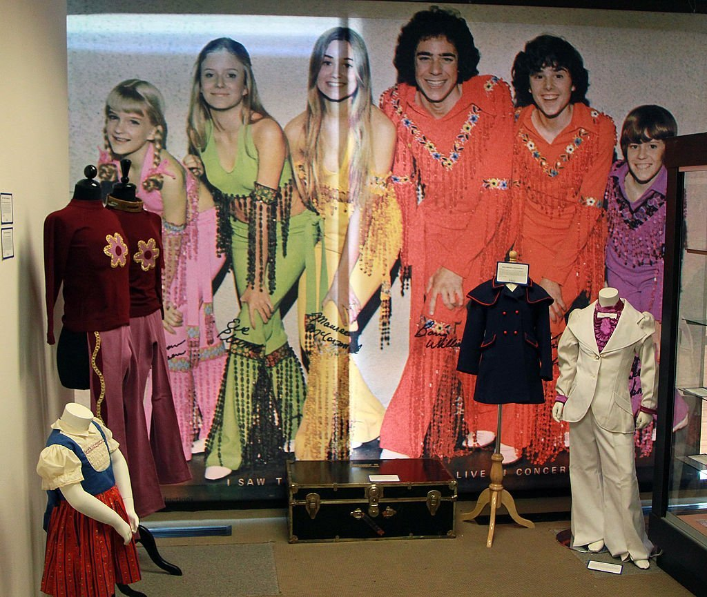 "Costumes worn by ""The Brady Bunch"" cast members  