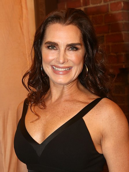 Brooke Shields at The Belasco Theatre on March 5, 2020 in New York City.   Photo: Getty Images