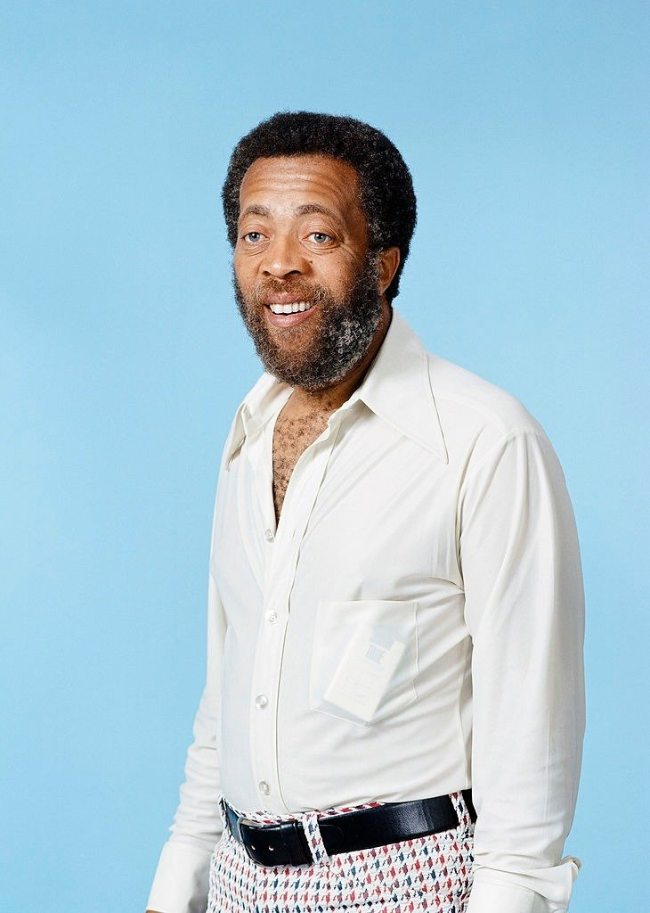 """Photo of Whitman Mayo as Grady Wilson on """"Sanford and Son"""" 