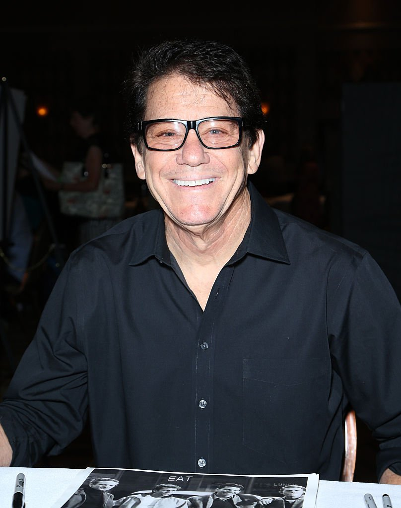 Anson Williams attends the 14th annual official Star Trek convention on August 6, 2015, in Las Vegas, Nevada. | Source: Getty Images.