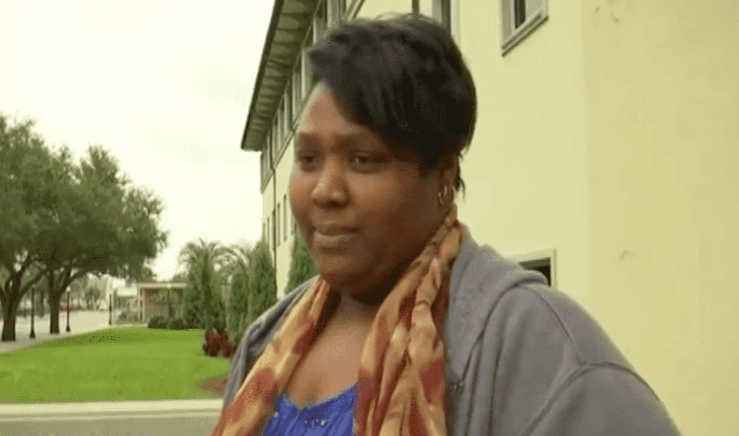 Dhakira Talbot, mother of the 11-year-old who was arrested | Photo: Facebook/Hezakya Newz