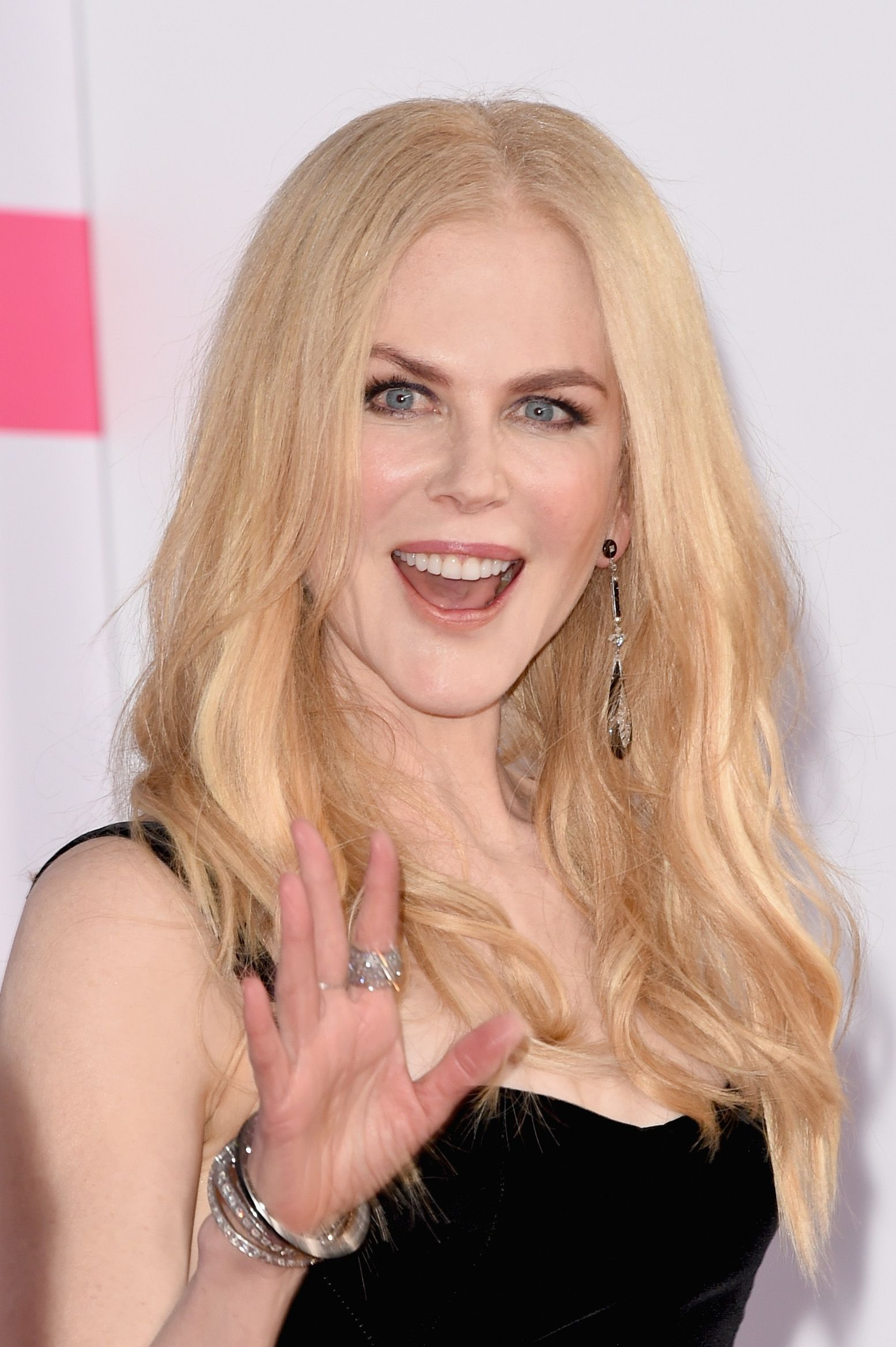 Nicole Kidman at 2017 American Music Awards at Microsoft Theater on November 19, 2017 in Los Angeles, California. | Photo: Getty Images