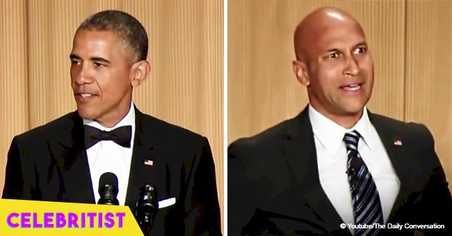 Barack Obama's speech with his 'anger translator' still makes people laugh all over the world