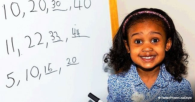 'Genius' 4-Year-Old Alannah George Taught Herself to Read, Has IQ of 140