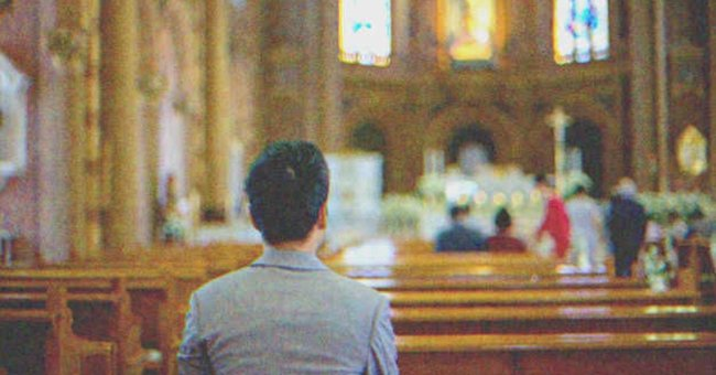 Guy Confesses That He Is Gay at a Church Service, Priest's Reaction Is Unexpected — Story of the Day