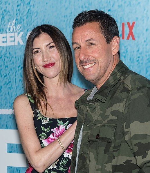 Jackie Sandler and actor/comedian Adam Sandler attend 'The Week Of' New York Premiere at AMC Loews Lincoln Square on April 23, 2018 | Photo: Getty Images
