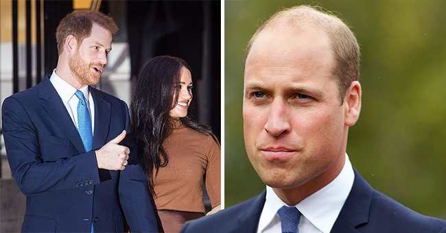 ET: Prince William Spoke to Prince Harry on His Birthday and the Brothers Are Getting along Better