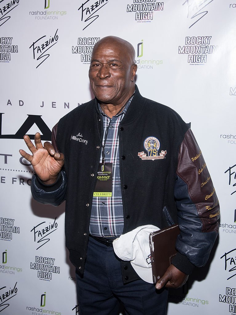 John Amos arrives at the 2015 Giant Night Of Comedy at Gotham Comedy Club on November 30, 2015 | Photo: Getty Images
