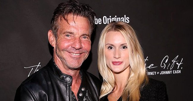 Dennis Quaid Reveals Experiencing 'Love at First Sight' with New Wife Laura Savoie