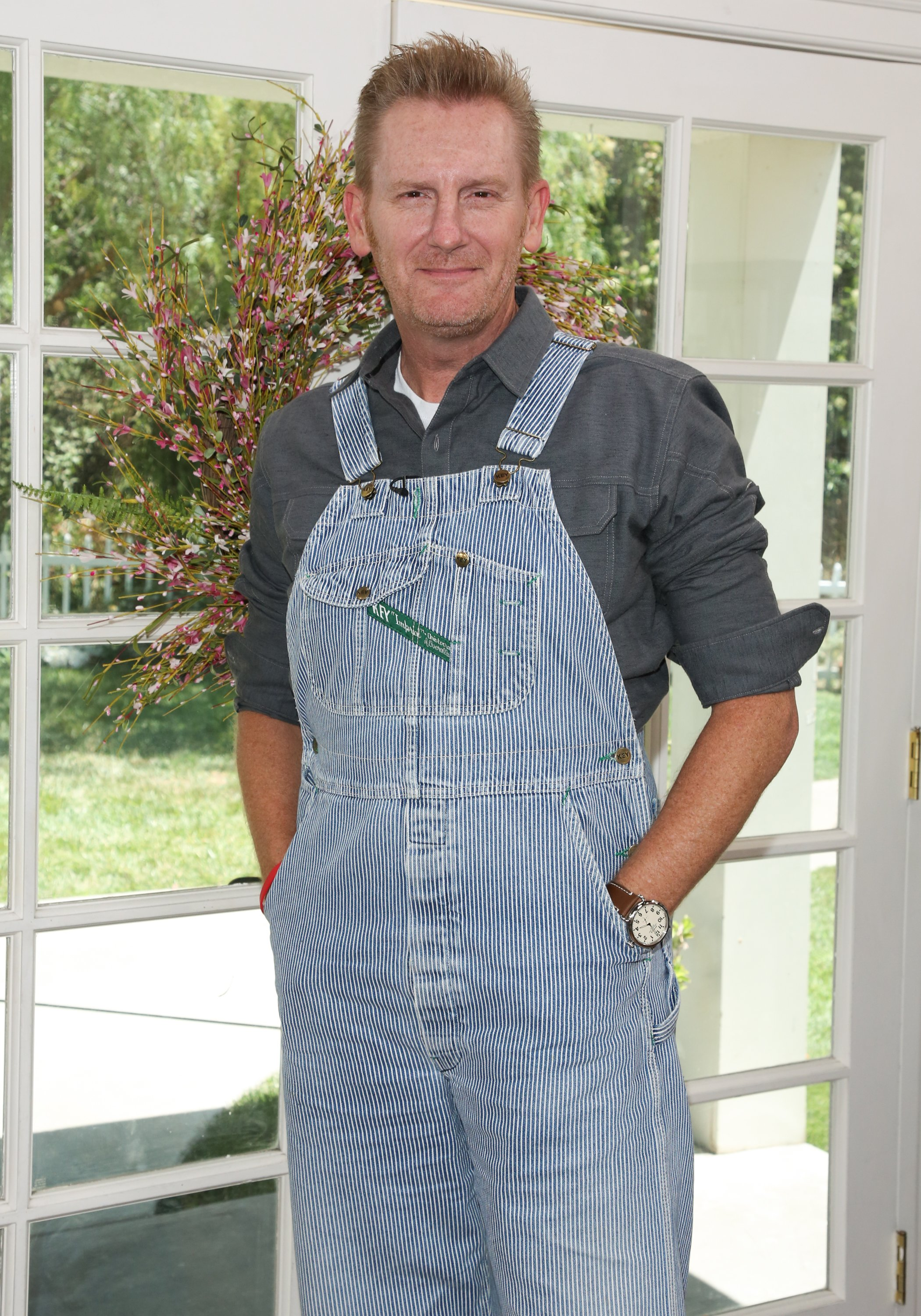 """Rory Feek visit Hallmark's """"Home & Family"""" on June 28, 2018, in Universal City, California.   Source: Getty Images."""