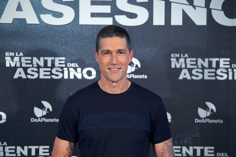 Matthew Fox. I Image: Getty Images.