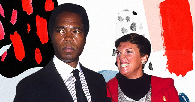 A photo of Georg Stanford Brown and Tyne Daly | Photo: Getty Images