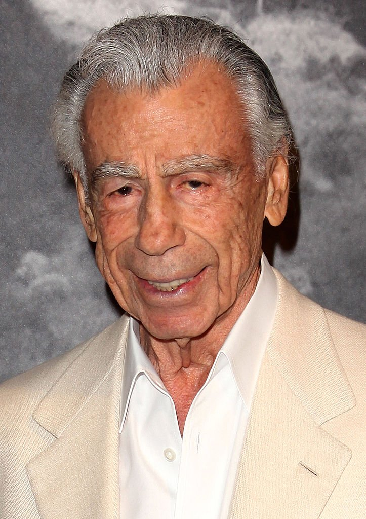 Kirk Kerkorian at Joan Dangerfield hosts dinner reception at her private residence for Chinese delegation's official U.S. visit on February 24, 2012 in Los Angeles, California.   Photo: Getty Images
