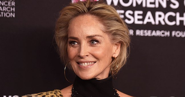 A portrait of actress Sharon Stone | Photo: Getty Images