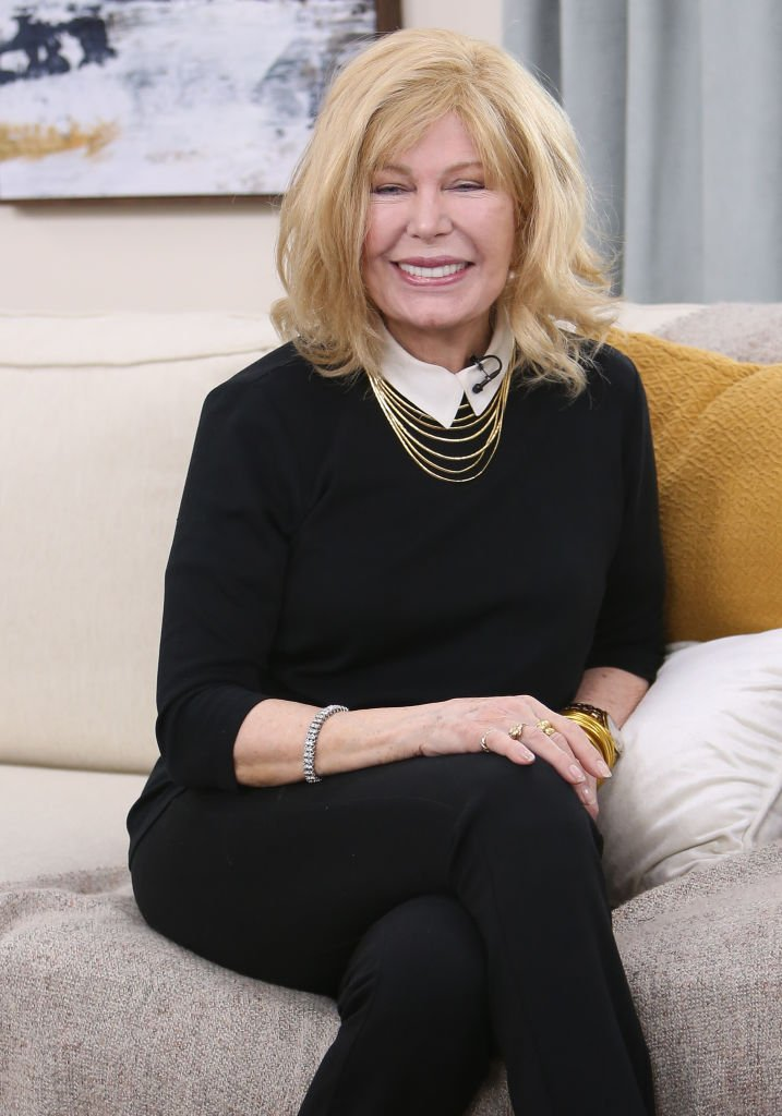 "Loretta Swit visits Hallmark's ""Home & Family"" at Universal Studios Hollywood 