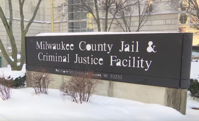 Photo of Milwaukee County Jail | Photo: Youtube / Daily Mail