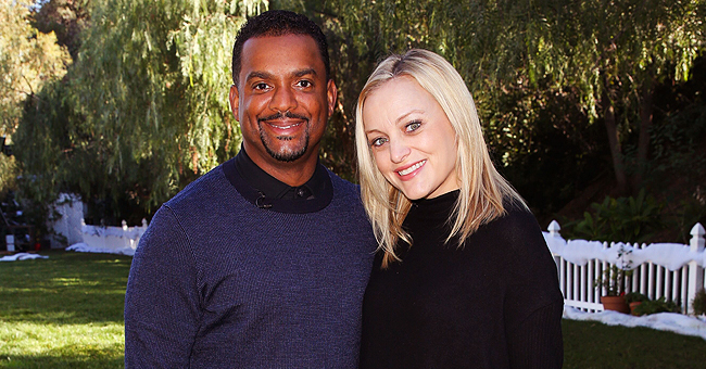 Alfonso Ribeiro of 'Fresh Prince of Bel-Air' & Wife Angela Share Touching Tributes to Son AJ on His 6th Birthday