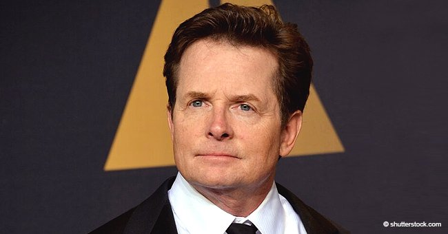 Michael J Fox mit Gehstock gesichtet, während er weiter gegen Parkinson kämpft