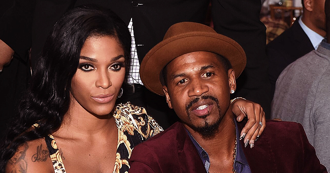 LHHATL Alum Joseline H & Stevie J Share Pic of Daughter Bonnie Bella Posing with Coca-Cola Drinks
