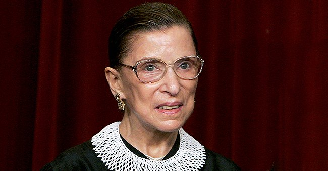 Justice Ruth Bader Ginsburg Returns Home after Hospital Stay