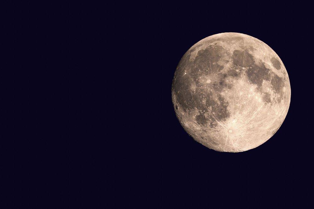 Super lune / Source : Shutterstock