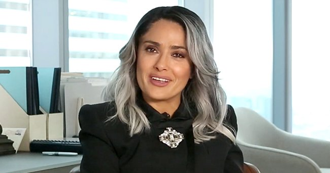 Salma Hayek Talks about Her Traumatic Experience Filming the Sex Scene in 1995's 'Desperado'