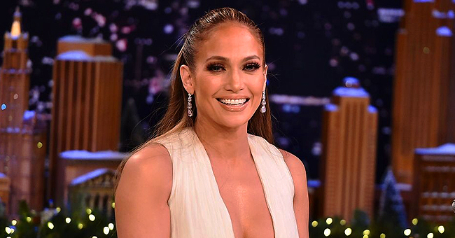 Jennifer Lopez, 50, Feels 'Forever Young' as She Flaunts Her Toned Body on a Yacht with Fiancé ARod
