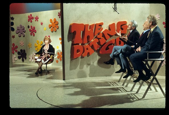 Dating game in the 1970s / Photo: Getty Images