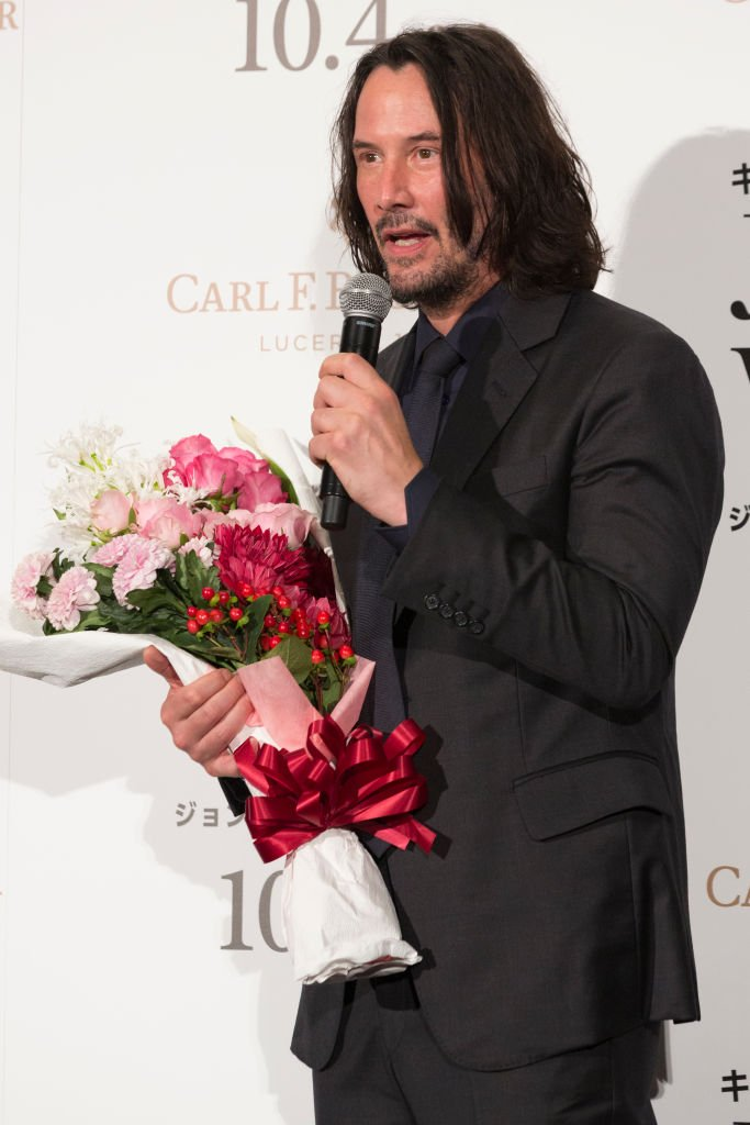 Keanu Reeves, 'John Wick: Chapter 3 Parabellum' Premiere In Tokyo   Quelle: Getty Images